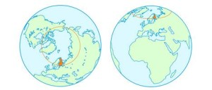 arktinen-maapallo