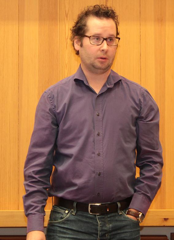 Järvi-Saimaa Palvelut Oy:n kehitysjohtaja Simo Kaksonen julkaisi KERU-kilpailun Järvi-Saimaan kestävä ruokajärjestelmä -hankkeen tilaisuudessa 12.12. Juvalla. Kilpailuun toivotaan saatavan useita kymmeniä kokeiluja ruokajärjestelmien kiertotalouden kehittämiseksi.